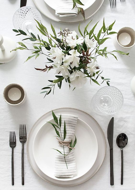 wedding florals inspiration - The CC Edit